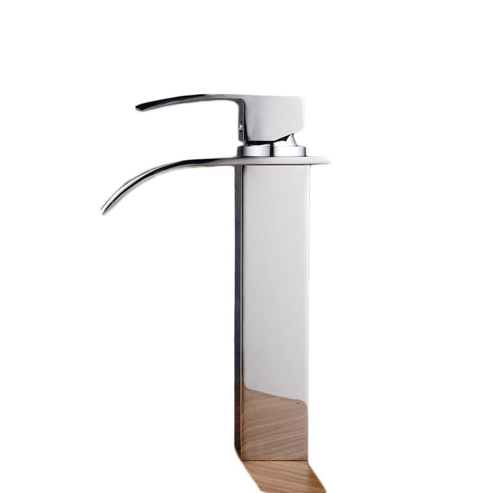 Beelee浴室用蛇口 Tall シルバー 43179-21881 B00PC4NMRW Tall|クロム クロム Tall