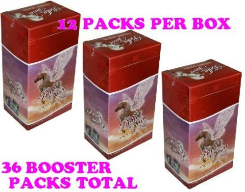 Bella Sara CCG Ancient Lights Booster Box of 36 Blister Packs
