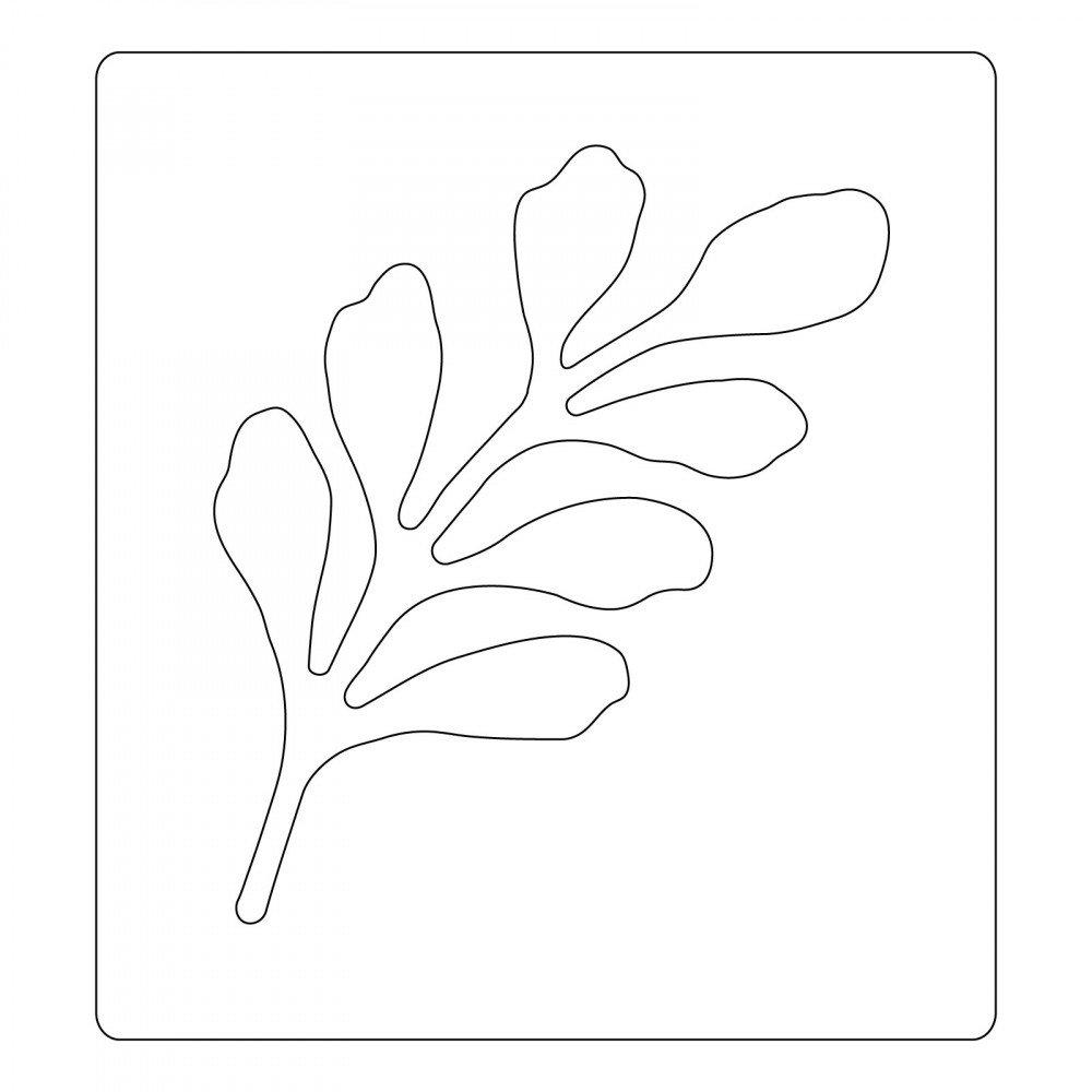 Sizzix Ellison Europe Bigz - Troquel, diseño de Plumas de Debi Potter,, 17.399999999999999 x 14 x 1.9 cm: Amazon.es: Hogar