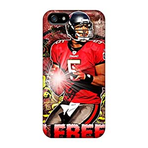 Fat5666DvKx JonBradica Awesome Cases Covers Compatible With Iphone 5/5s - Tampa Bay Buccaneers