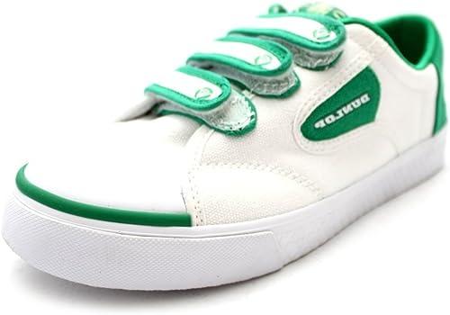 Womens Dunlop Green Flash 1555 Velcro