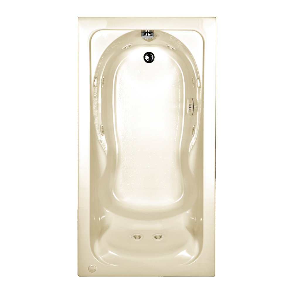 American Standard 2770018WC.020 Cadet 5-Feet by 32-Inch Whirlpool ...