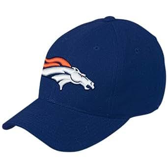 NFL Denver Broncos Structured Adjustable Hat