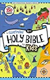 NIrV, The Illustrated Holy Bible for Kids, Hardcover, Full Color, Comfort Print: Over