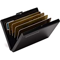 RFID Credit Card Holder Credit Card Wallet Protector Stainless Steel Credit Card Case Metal Wallets for Women or Men