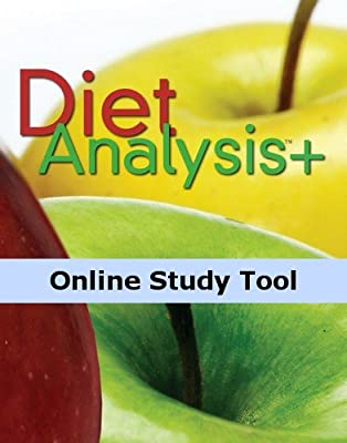 Diet Analysis Plus Online Homework System, 10th Edition, [Instant Access], 1 term (6 months)