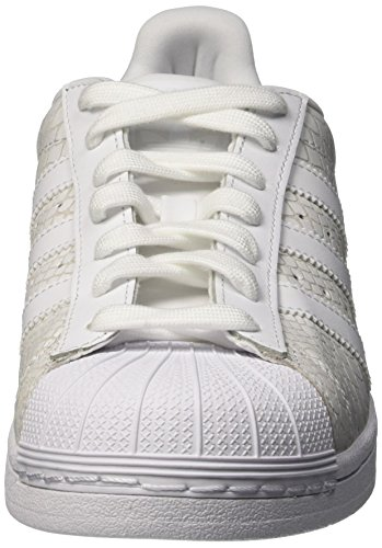 White Baskets Blanc Basses White ftwr Femme Superstar Adidas ftwr 6AqTwYT5