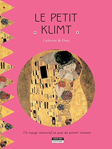 Amazon Com Le Petit Klimt Un Livre D Art Amusant Et