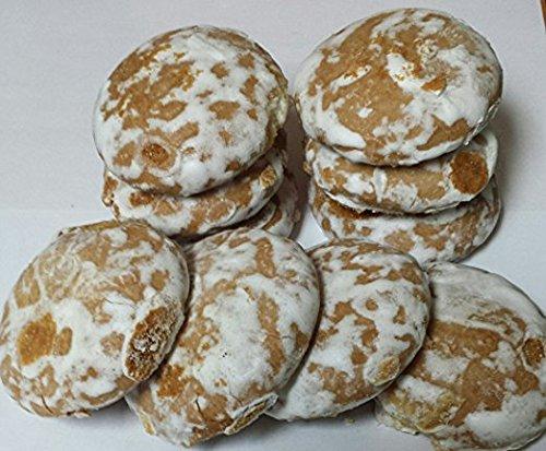 Russian Pryaniki / Gingerbread Cookies With Walnut Flavor