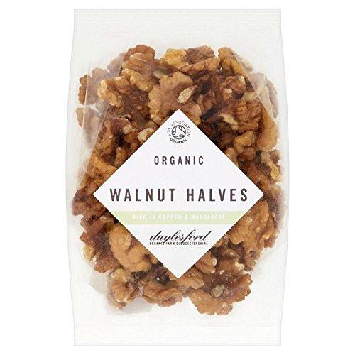 125 Walnut (Daylesford Organic Walnut Halves 125g - Pack of)