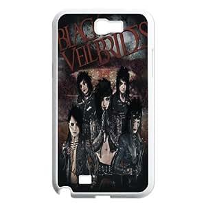 Samsung Galaxy Note 2 N7100 Phone Case Black Veil Brides P78K788594