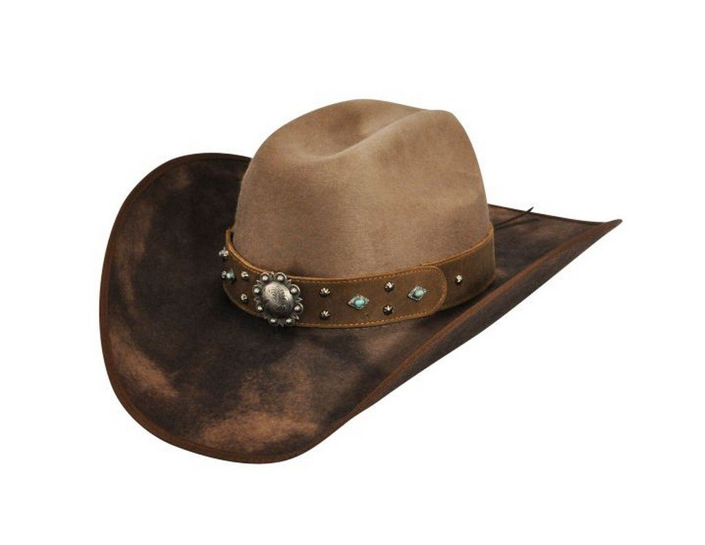 Bailey Western Female Renegade By Bailey Lorelei Western Hat Round Up 6 7/8 by Bailey Western
