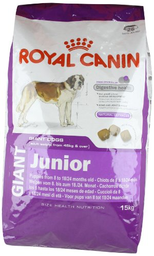 45 95 21 royal canin giant junior 31 15 kg hundefutter - Croquette royal canin maxi junior ...