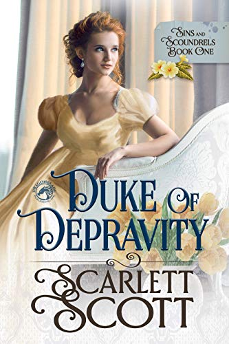 Pdf Romance Duke of Depravity (Sins and Scoundrels Book 1)