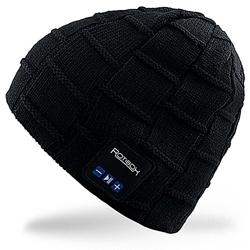 Mydeal Washable Winter Mens Womens Hat Bluetooth Beanie Running Cap with  Bluetooth Stereo Headphones Mic Hands 79722a399ff