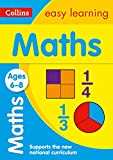 Maths Ages 6-8 (Collins Easy Learning)