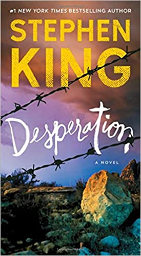 Stephen King Books List : Desperation