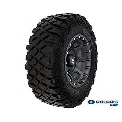 Polaris Kit NEUMÁTICOS Pro Armor Crawler XR con Llantas Shackle - Negro: Amazon.es: Coche y moto