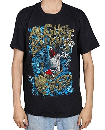Cosmic Saint Herren T-Shirt schwarz schwarz