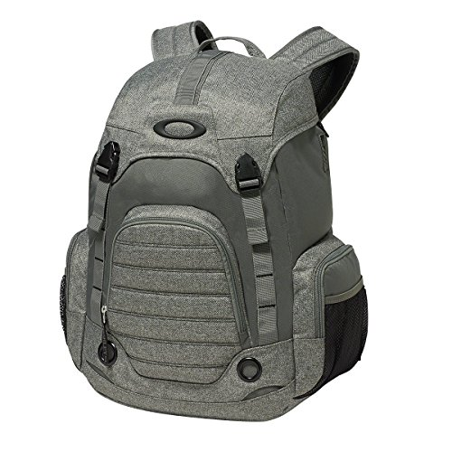 Oakley Men's Overdrive Backpack,One Size,Grigio Scuro, used for sale  Delivered anywhere in USA