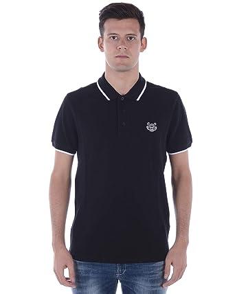 c2024f04ad Kenzo Men Polo Shirts Tiger Nero at Amazon Men's Clothing store