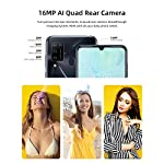 Smartphone-Offerta-4G-DOOGEE-N20-Pro-Cellulari-Offerte-2020-6-GB-128-GB-63-FHD-Waterdrop-Glass-Back-Fotocamere-16MP8MP2MP2MP-Dual-SIM-4400mAh-ImpronteFace-ID-Android-100-Nero