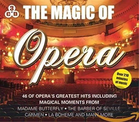 The Magic Of Opera: Various Artists, Various Artists: Amazon.es: Música