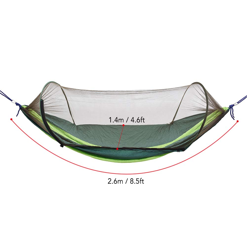 Lixada Mosquitera Camping Port/átil Ultraligero con Malla Transpirable para C/ámping Excursionismo Alpinismo Caba/ña