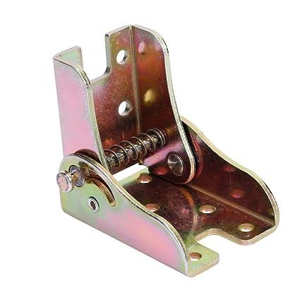 Bisagra plegable de hierro para mesa, soporte de patas para ...