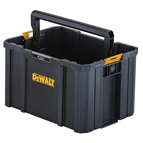 Dewalt Plastic Tool Box - DEWALT DWST17809 TSTAK Open Tote,