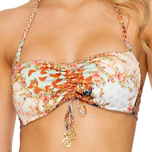 (Luli Fama Salty BUT Sweet - Bandeau Top - XS/Multicolor)