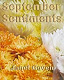 September Sentiments, Janet Goven, 1453653910