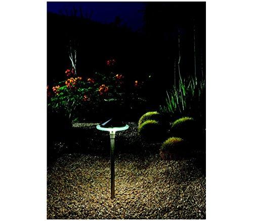 From Usa 15360azt Simplicity Side Mount 1lt Incandescent Led Hybrid Lv Landscape Path Spread