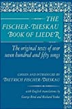 img - for The Fischer-Dieskau Book of Lieder: The Original Texts of Over Seven Hundred and Fifty Songs book / textbook / text book
