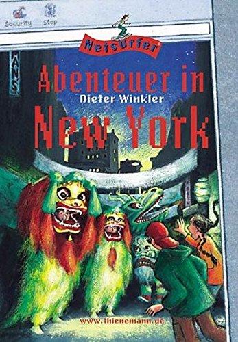 Netsurfer, Bd.7, Abenteuer in New York ebook