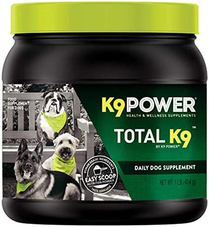 Total K9 – Daily Health Wellness Formula 1 – lb