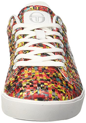 Tacchini Multicolour Cross Sergio 02 Women''s Trainers multi Her Red xSTw1XdU