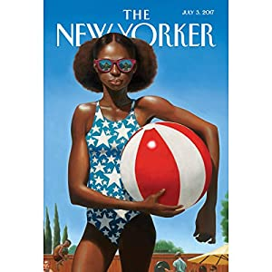The New Yorker, July 3rd 2017 (James Lasdun, Eliza Griswold, Amy Davidson) Periodical