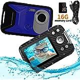 Pellor Waterproof Digital Camera for Snorkeling 2.8