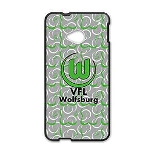 VFL Wolfsburg Black htc m7 case