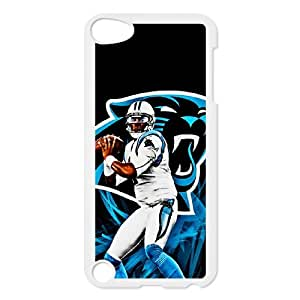 Unique Phone Case Pattern 2The NFL stars Cam Newton from Carolina Panthers team custom design case cover - FOR Ipod Touch 5