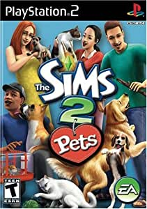 The Sims 2 Pets - PlayStation 2