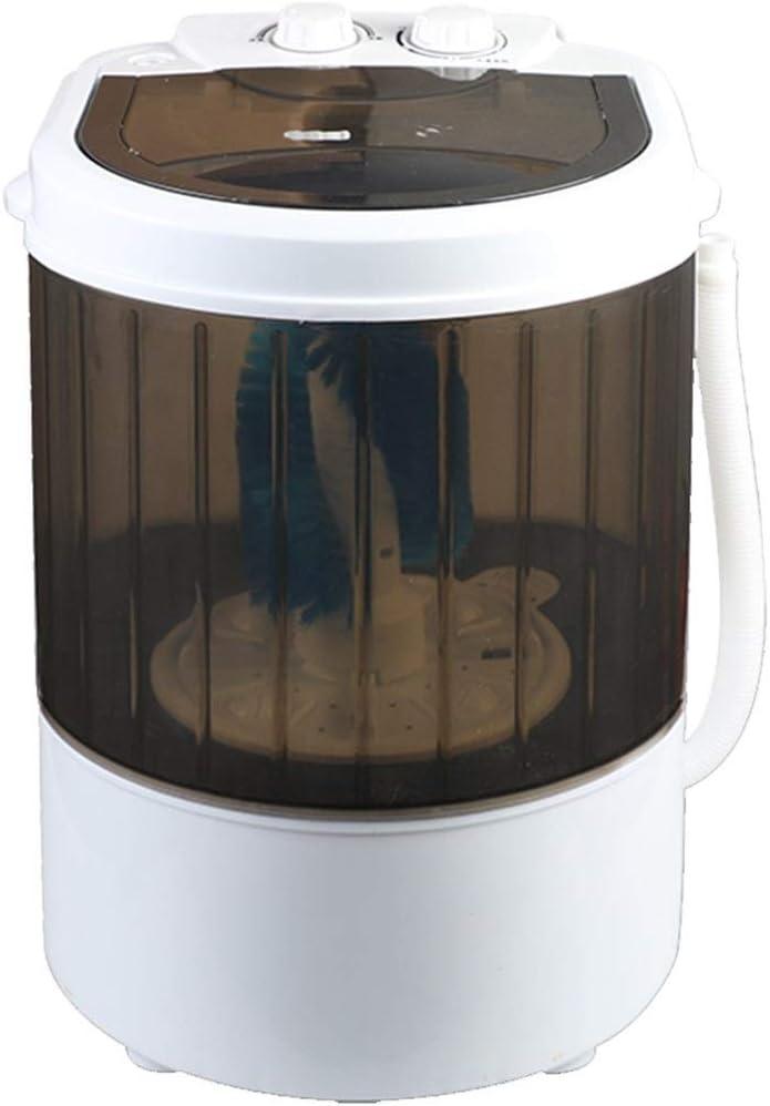 PNYGJM Zapatillas de ultrasonido Lavadora Portátil Smart Lazy Lavadora automática for desinfección de Zapatos Zapatillas de Gimnasia Poseer eliminación de olores (Color : Black)
