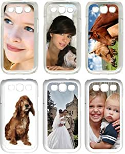Cool Painting Personalized Photo Samsung Galaxy S3 Custom Picture on Hard Case Cover