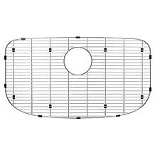 Blanco 230966 Sink Grid for Valea Super Single Bowl Kitchen Sink, Medium, Stainless Steel