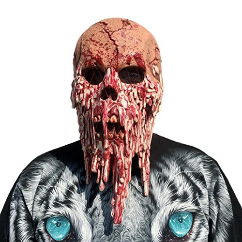 Scary Face Masks For Halloween - 3