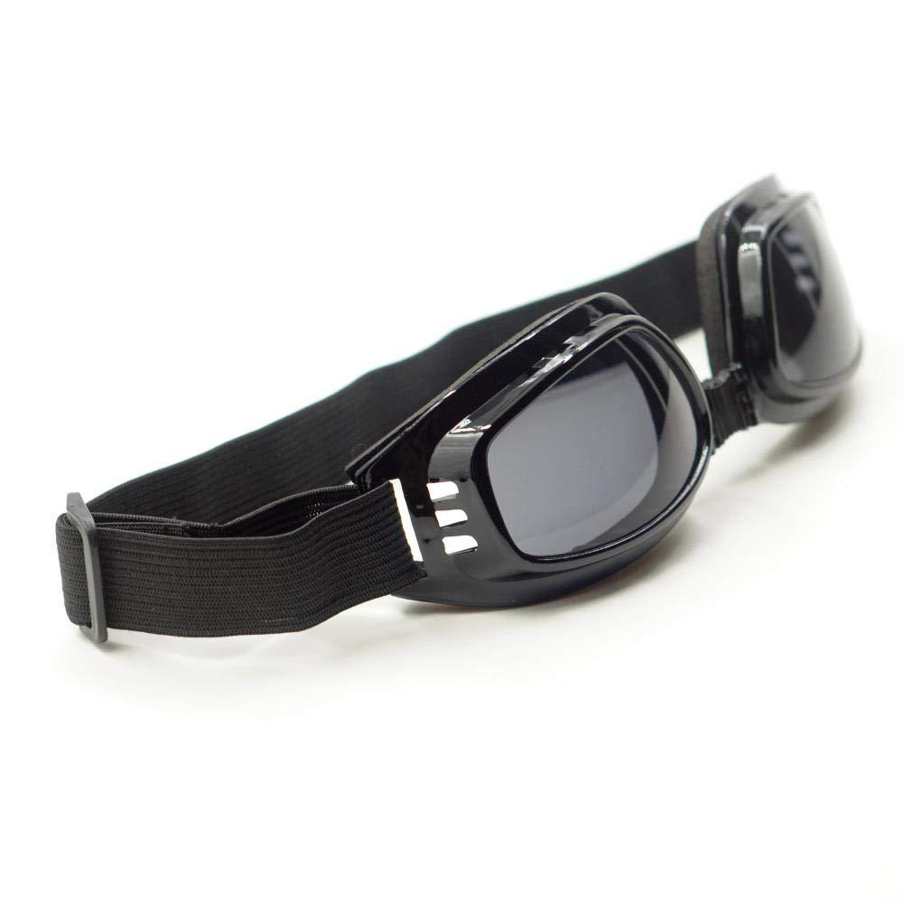 Gafas de vista completa Gafas de seguridad Gafas de seguridad Protección a prueba de viento Prevención de tormentas de arena y polvo para usuarios de gafas - 灰色