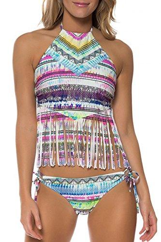 JOXJOZ Womens Fashion Tankini Swimsuit product image