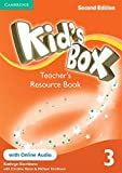 Kid's Box Level 3 Teacher's Resource Book with Online Audio Second Edition - 9781107666474
