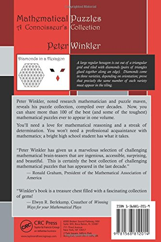 Buy mathematical puzzles a connoisseurs collection book online buy mathematical puzzles a connoisseurs collection book online at low prices in india mathematical puzzles a connoisseurs collection reviews ratings fandeluxe Image collections